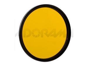 Tiffen 52mm #15 Glass Filter - Dark Yellow #52DY15