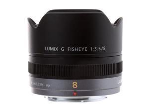 Lumix G FISHEYE 8mm / F3.5 Lens
