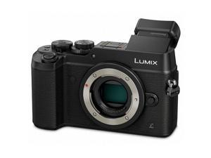 Panasonic Lumix GX8 Mirrorless Digital Camera (Body Only, Black)