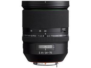 Pentax HD D-FA 24-70mm F2.8 ED SDM WR Lens #21310