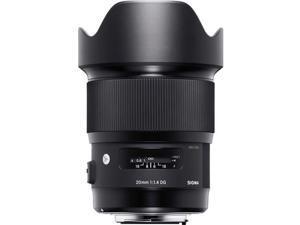 Sigma 20mm F1.4 DG HSM ART Lens for Nikon F