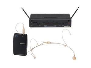Samson Stage 55 Wireless Lav Mic System, (Channel 07: 195.6MHz) #SW55VSDE5-07