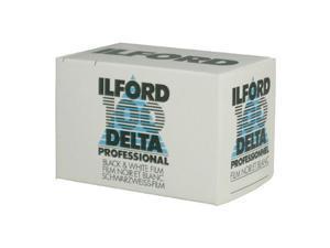 Ilford Delta Pro 100 Fine Grain B/W Film, 24 Exposures #1780602