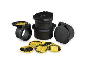 Vortex Defender Flip Cap Eyepiece Lens 40-46mm, Black
