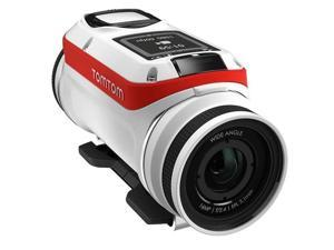 TomTom Bandit 16MP 4K Ultra HD Action Camera, Wi-Fi and Bluetooth Connectivity, GPS, Base Pack