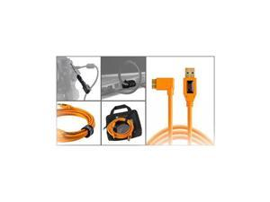 Tether Tools Starter Tethering Kit with USB 3.0 Micro-B Cable, Orange #BTK61ORG