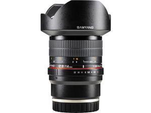 Samyang 14mm f/2.8 IF ED UMC Manual Focus Lens for Sony E Cameras #SY14M-E