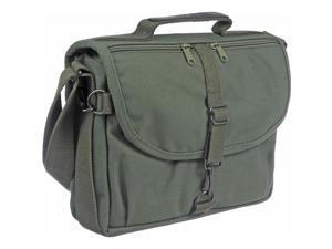 Domke F-802 Reporter's Satchel Camera Bag, Canvas, Olive #701-82D