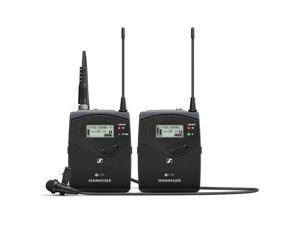 Sennheiser ew 112 P G4 Camera Lavalier Set, G: 566 - 608 MHz #EW 112P G4-G
