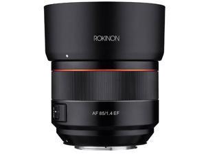 Rokinon 85mm f/1.4 Auto Focus Lens for Canon DSLR Cameras #IO85AF-C