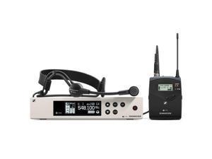 Sennheiser ew 100 G4-ME3 Wireless Headmic Set, G: 566 - 608 MHz #EW 100 G4-ME3-G