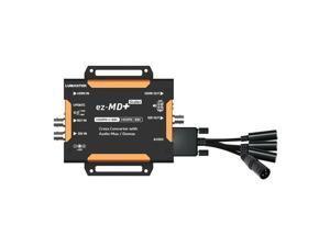 Lumantek ez-MD+ HDMI/SDI Cross Converter with Audio Mux/Demux and Scaler #EZ-MD+