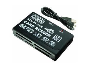 VidPro 6-Slot All-In-One USB 2.0 Card Reader and Writer #CR-A
