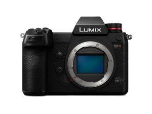Panasonic Lumix DC-S1R Mirrorless Digital Camera Body #DC-S1RBODY