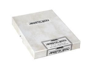 """Arista EDU Ultra 100 B&W Negative Film, 4x5"""", 50 Sheets #190145"""