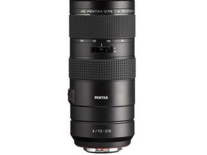 Pentax HD PENTAX-D FA 70-210mm F4 ED SDM WR Lens #21217