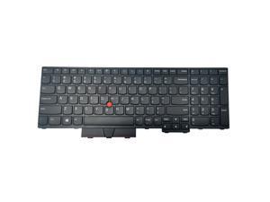 New US Black English Laptop Keyboard (Non-backlit) Compatible with Lenovo Thinkpad L15 (type 20U3, 20U4 20U7, 20U8) L15 Gen 2 (type 20X3 20X4) P/N: 5N20W68109
