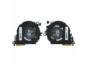 New CPU Cooling Fan for HP Spectre 13-AE 13-AE010CA 13-AE011DX 13-AE012DX 13-AE013DX 13-AE014DX 13-AE015CA 13-AE015DX 13-AE020CA 13-AE030CA 13-AE040CA ND55C03-17D17, ND55C03-17D16