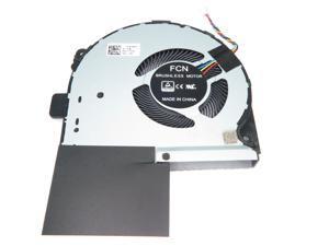 New CPU + VGA GPU Cooling Fan Replacement for ASUS ROG STRIX GL703GS GL703GS-DS74 GL703GM P/N:DQ5DC87E001 DQ5DC87E002