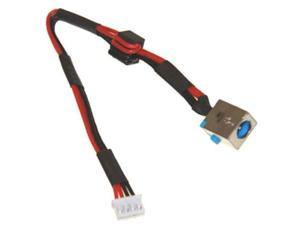 DC Power Jack IN Cable Harness for GATEWAY NV73A23U NV73A24U NV73A25U NV73A26U