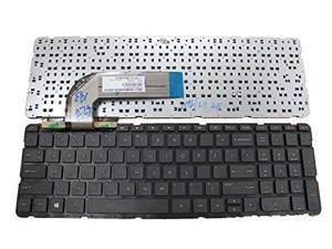 New For HP Pavilion 14-e005tx 14-e006tu 14-e006tx 14-e007tu US keyboard W// Frame