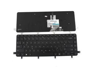 Replacement for HP 17-x114dx 17-x115dx 17-x121dx 17-x001ds 17-x002ds 17-x003ds 17-x017ds 17-x018ds 17-x020ca Laptop English Keyboard New US Keyboard Without Frame