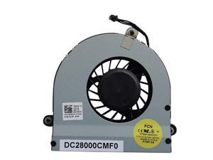 New CPU Cooling Fan For Dell Alienware M17XR3 M17X R3 R4 series, 0XVXVH XVXVH DC2800099F0 DC28000CMF0