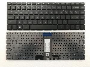 Laptop Keyboard Compatible for HP P//N 635318-001 626389-001 SG-45100-XUA HPMH-626389-001 V110303AS1 US Black