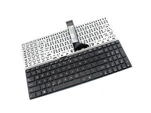 Laptop Keyboard Compatible for Asus G750JW G750JH G750JW-DB71 G750JX G750JX-T4052H US Layout Black Color No Frame