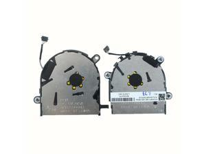 New CPU+GPU Cooling Fan Replacement for Dell Precision 7530 M7530 P//N:MG75090V1-C160-S9A MG75090V1-C170-S9A