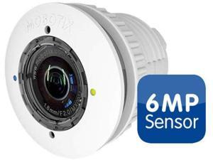 MOBOTIX Mx-O-SMA-S-6D061 6MP Day Sensor Module with B061 Lens