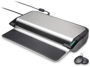 Kensington LD5400T single user mac/win Thunderbolt 3 Universal Dual 4K Dock with K-Fob Smart Lock - 85W PD (K33476NA) with free Retractable stereo headphones