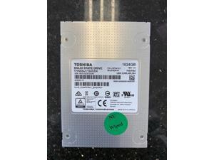 Toshiba THNSNJ1T02CSX 1TB Internal Solid State Drive