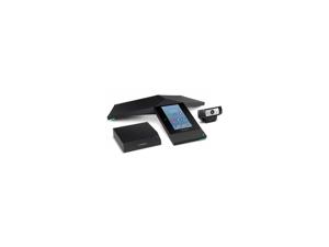 Polycom RealPresence Trio 8800 Collaboration Kit Includes Visual+ Accesssories and USB Webcam - Replaces Polycom IP7000