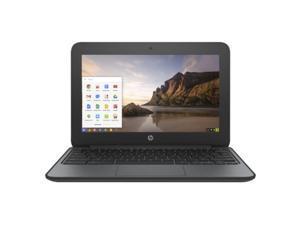 HP Chromebook 11 G4 Intel(R) Celeron(R) CPU N2840 @ 2.16GHz with 4GB RAM chrome O.S