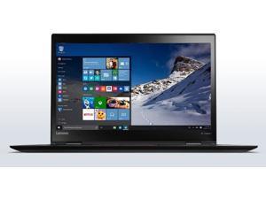 "Lenovo ThinkPad X1 Carbon - Intel Core i7-6600U,, 16GB RAM, 256GB SSD ,14"" (2560x1440) Display , Windows 10 Pro, non touch"