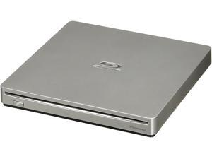 Pioneer BDR-XS06 Blu-Ray 6X/DVD/CD USB 3.0 Slim External Slot Burner