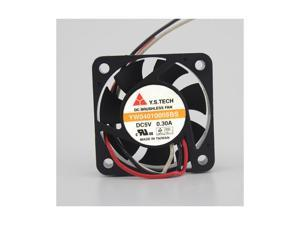 YW04010005BS 4010 5V 0.30A 4CM cm North and South Bridge chassis fan