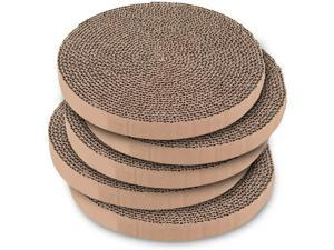 Catify by Best Pet Supplies - Corrugated Cardboard Cat Scratching Pad and Cat Trees