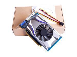 CORN GTX 650 Ti 128-Bit 1GB GDDR5 Graphic Card DirectX11 Video Card GPU PCI Express 3.0 DVI/VGA/HDMI