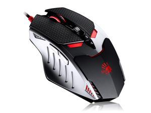 Bloody TL80 Terminator Laser Gaming Mouse with Advanced Weapon Tuning & 8200CPI Macro Setting Gaming