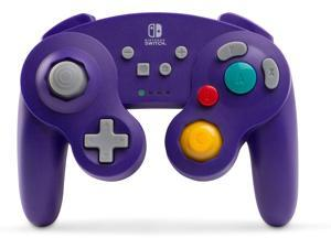 PowerA Wireless GameCube Style Controller for Nintendo Switch Purple