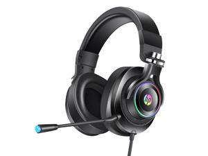 HP H500GS 7.1 Wired Stereo Gaming Headset with RGB Light ,Mic, for PC and Laptop