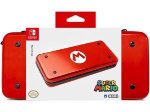 HORI Nintendo Switch Alumi Case (Mario Edition) Officially Licensed By Nintendo - Nintendo Switch