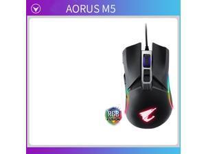 GIGABYTE AORUS M5 16000DPI RGB Gaming Mouse