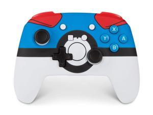 PowerA Enhanced Wireless Controller for Nintendo Switch - Pokemon Great Ball