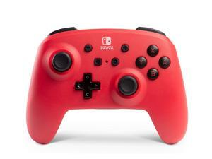 PowerA Enhanced Wireless Controller for Nintendo Switch Red