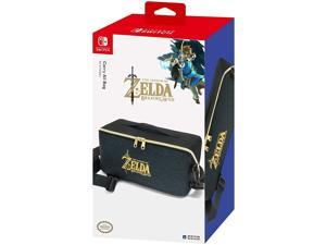 HORI Carry-All Bag (Zelda) Officially Licensed - Nintendo Switch
