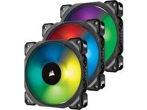 Corsair ML140 PRO 140mm Premium Magnetic Levitation RGB LED PWM Fan Single Pack (CO-9050077-WW)