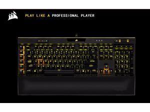 Corsair CH-9127314-NA K95 RGB PLATINUM SE Gaming Keyboard Gold limited edition
